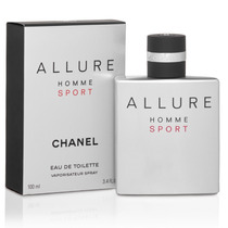 Perfume Masculino Allure Homme Sport Chanel Edt 100ml