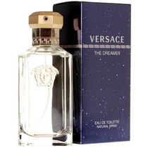 Perfume Versace The Dreamer Edt 100ml Masculino