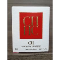 Miniatura Perfume Ch 8ml Feminino Carolina Herrera Original
