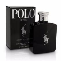 Perfume Ralph Lauren Polo Black 125 Ml (100% Original)