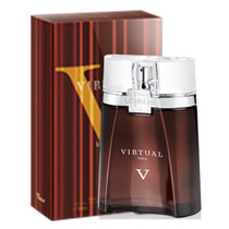 Perfume Virtual Lomani Masculino 100 Ml