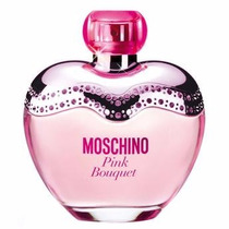 Moschino Pink Bouquet Eau De Toilette Fem 100ml Original