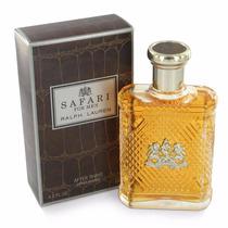 Perfume Polo Safari Masculino 125ml Ralph Lauren - Original