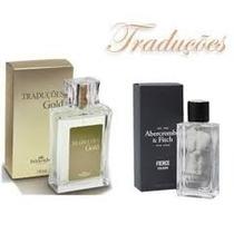 Perfume Traduções Gold 17 - Abercrombie Fierce Masc. 100ml