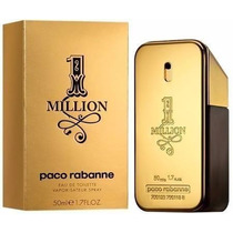 Perfume Paco Rabanne 1 One Million 50ml 1.7 Oz Original