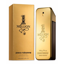 Perfume One Million 100ml Pacco Rabanne Masculino - Original