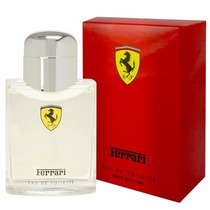 Ferrari Red 125ml Perfume Masculino Original Pronta Entrega