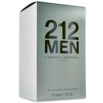 Perfume 212 Men Masculino Importado Carolina Herrera 50ml