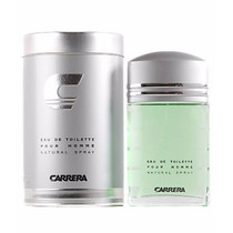 Perfume Carrera Masculino 100ml Na Lata ** Original