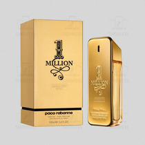 Perfume 1 One Million Paco Rabanne Masculino 100ml Importado