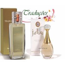 Hinode Traduções Gold 24 Jadore Perfume J