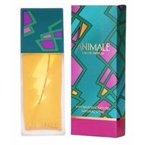 Animale Eau De Parfum Feminino 50ml - Original