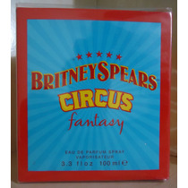 Circus Fantasy Feminino Edp 100 Ml Britney Spears - Original