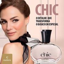 Perfume Deo Colônia Chic Eudora 95ml