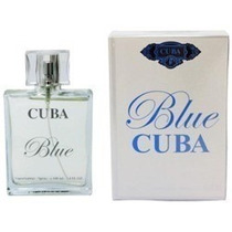 Perfume Masc Cuba Blue ( Ck One ) Edp 100ml - Leilão