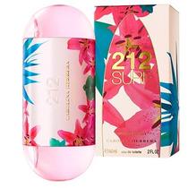 Perfume 212 Surf Summer Carolina Herrera Feminino Edt 60 Ml