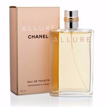 Perfume Feminino Chanel Allure Edt 100ml Jaque Shop