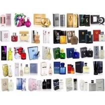 Kit 10 Perfumes Importado 55ml Ck Be Ckone Dolce E Gabbana
