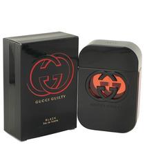 Perfume Gucci Guilty Black Feminino Eau De Toilette 75ml