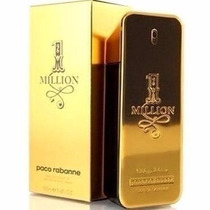 Perfume Importado 1 One Million 100ml Paco Rabanne Original
