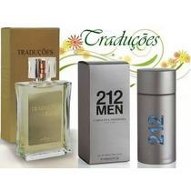 Perfume Ch 212 For Men 100ml Importado Hinode Masculino
