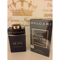 Perfume Bvlgari Man In Black Edp 100 Ml - Original E Lacrado