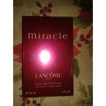 Perfume Lancôme Miracle Eau De Parfum Feminino 30ml