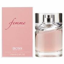 Perfume Hugo Boss Femme Fem 75 Ml Edp *promoção Ilove*