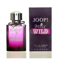 Perfume Joop Miss Wild Feminino 75ml Eau De Parfum Lacrado