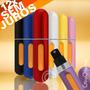 Frascos Recarregáveis Spray Pocket 5ml Para Perfumes