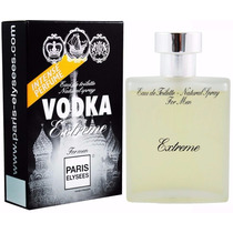 Perfume Paris Elysees Vodka Extreme 100ml - Ferrari Black
