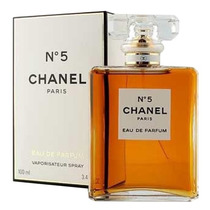 Perfume Chanel Nº5 Feminino Edp De 100ml - Original