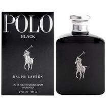 Perfume Polo Black Masculino Eau De Toilette 75ml