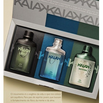 Natura 3 Mini Colonias Kaiak 25ml C/ Spray De 101 Por