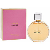Perfume Feminino Chanel Chance Edp 100ml Original Lacrado