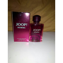 Perfume Joop Homme 125ml Masculino - Edt 100% Original !!