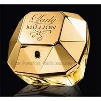 Lady Million 80 Ml Original Lacrado Frete Grátis Todo Brasi