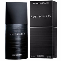 Perfume Masculino Issey Nuit Dissey 125ml Importado Usa