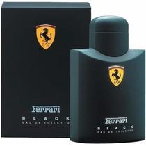 Perfume Ferrari Black 125ml 100% Original Masculino Tester
