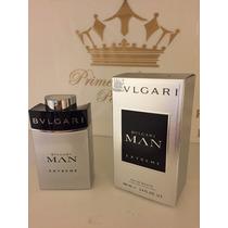 Perfume Bvlgari Man Extreme 100 Ml - Original E Lacrado!