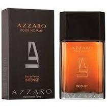 Azzaro Pour Homme Intense Masculino Eau De Parfum 100ml