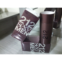 Perfume 212 Sexy Men Edt 100ml By Carolina Herrera Original