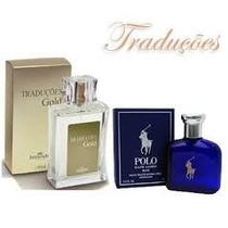 Perfume Hinode Traduções Gold 29 - Polo Blue