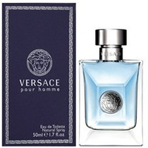Perfume Versace Pour Homme Masculino Edt 100ml Frete Grátis