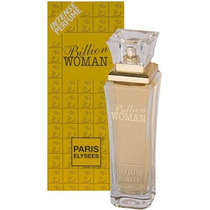 Perfume Billion Feminino 100ml Paris Elysees - Original