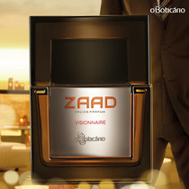 Eau De Parfum Zaad Vision Masculino 95 Ml+brinde Cx Sabonete