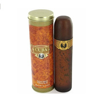 Perfume Masculino Cuba Gold 100ml Importado Us