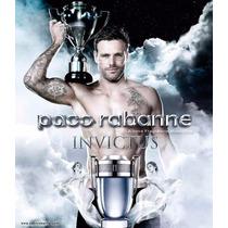 Perfume Invictus Paco Rabanne- Contratipo Excelente!