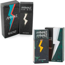 Kit 01 Animale Animale + 01 Animale For Men 100ml Original.