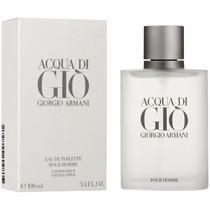 Perfume Acqua Di Gio 100ml Giorgio Armani Original Importado